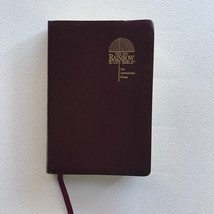 New International Version Rainbow Study Bible 1996 Imitation Leather Bur... - $22.44