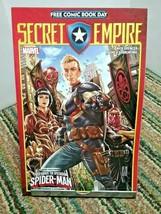 Secret Empire Comic Book Day Issue 2017 Marvel Spiderman - $4.00