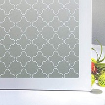 Bloss Window Films Static Window Cling Paper Clover - $11.03
