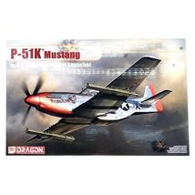DragonModels 1/32 P-51K fighter aircraft Plastic Models - $95.70