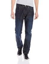 Levi's Men's Original Fit Straight Leg Jeans Button Fly Tidal Blue 501-0422