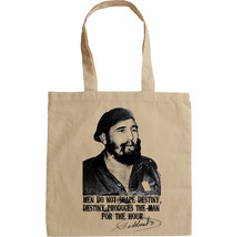 FIDEL CASTRO CUBA - NEW AMAZING GRAPHIC HAND BAG/TOTE BAG - $16.13