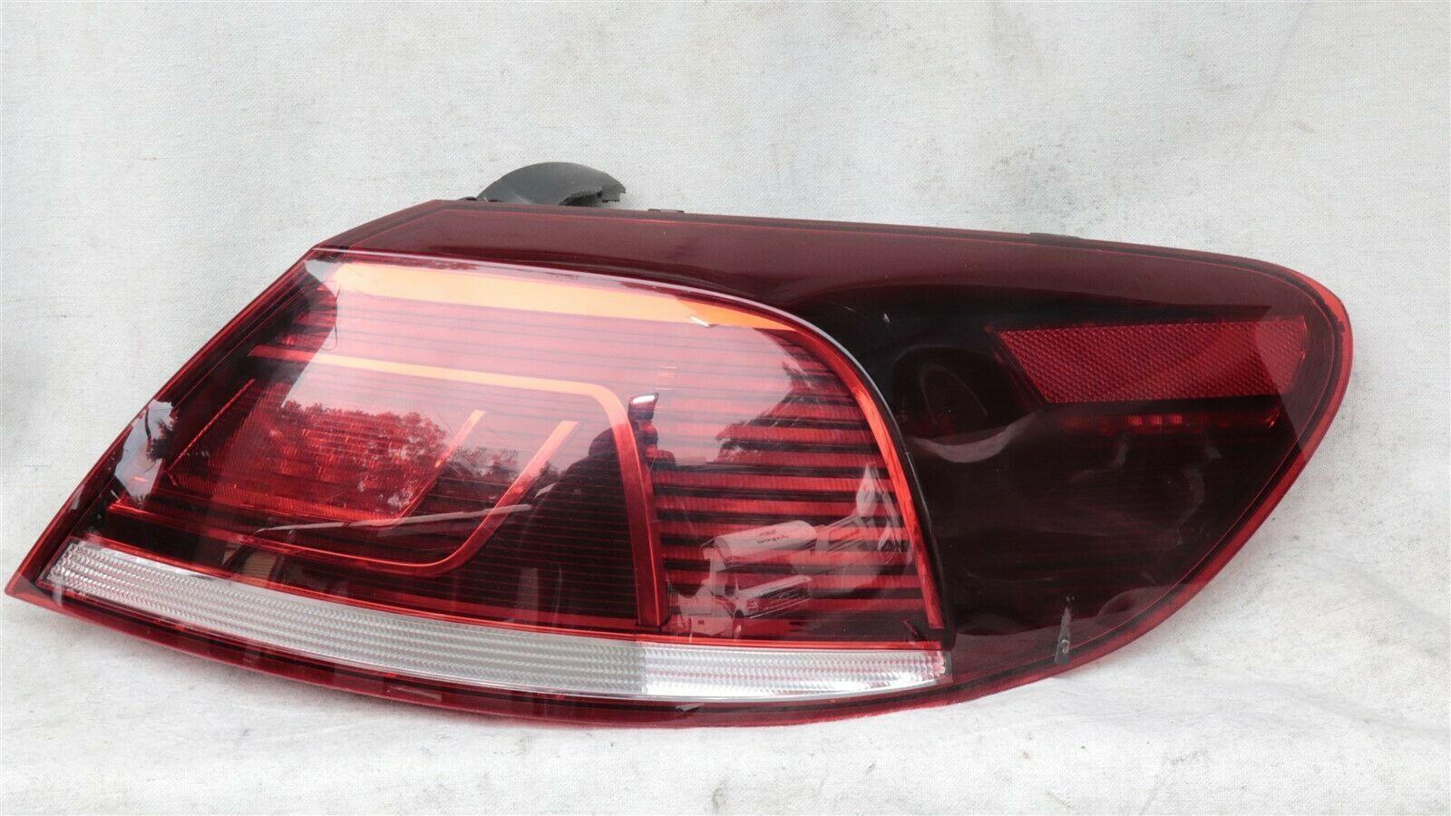 13-17 VW Volkswagen CC LED Tail Light Lamp Passenger Right RH