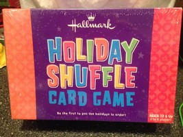 Parker Brothers Hallmark Holiday Shuffle Every Day's A Celebration Card ... - $14.99