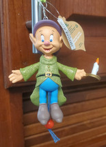 """NWT  Disney Parks Dopey Articulated Figural Ornament 4"""" H - $22.76"""