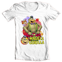 Magilla Gorilla t-shirt classic 1960s Saturday morning cartoons graphic tee image 1