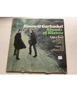 Record - Simon & Garfunkel – Sounds of Silence - Vinyl Album LP - Columb... - $6.99