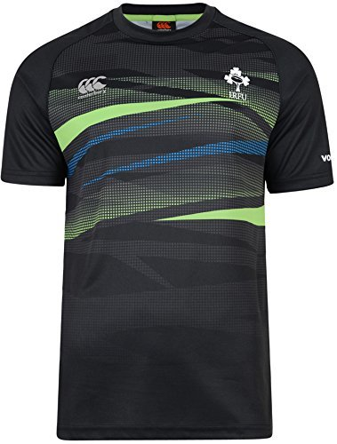 Canterbury Ireland Rugby Graphic Tee, Tap Shoe, Small