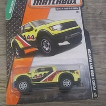 ford f-150 svt raptor yellow new - $23.92