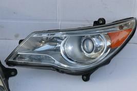 09-12 Volkswagen VW Routan HID Xenon Headlight Head Light Lamp Set LH & RH image 2
