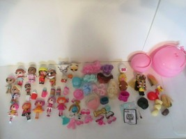 Lot LOL Surprise Dolls Hairvibes & Animals & Lalaloopsy - $24.74