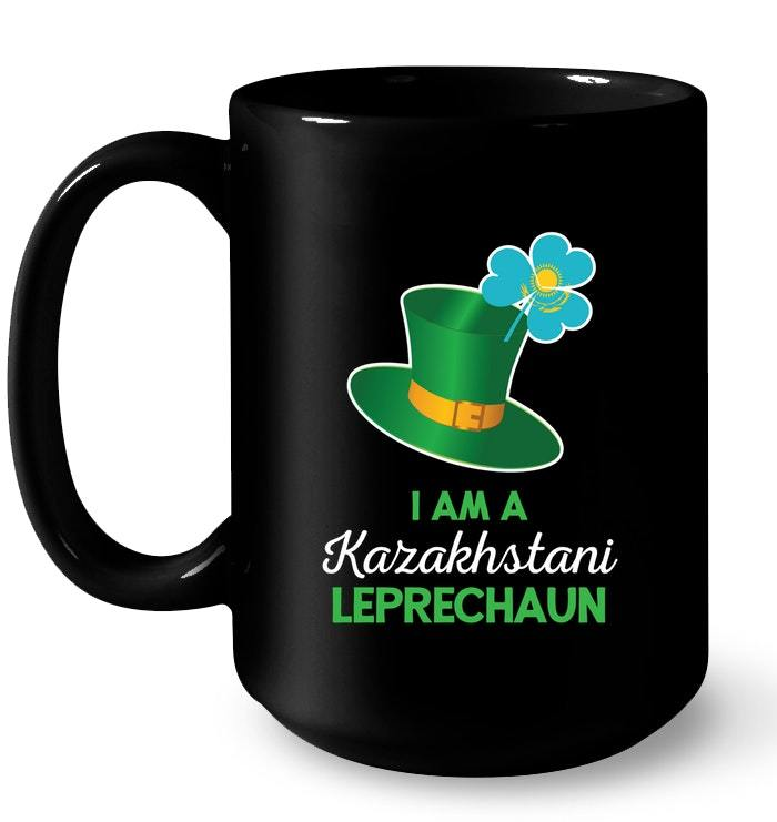 Leprechaun St Patricks Day Kazakhstan Casual Gift Coffee Mug