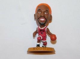 NBA 1996 Corinthian Collettore Numero NBA006 Rodman Arancione Basket Usato - £8.16 GBP