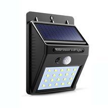 LED Solar Sensor Wall Light - $11.99+