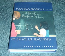 Teaching Problems and the Problems of Teaching Lampert Magdalene Hardcov... - $26.18