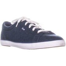Keds Maven Lace Up Sneakers, Brush Woven Blue, 6.5 US / 37 EU - $38.25 CAD