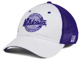 """Kansas State Wildcats NCAA """"Circle"""" A-Flex Stretch Fitted Hat - $15.79"""