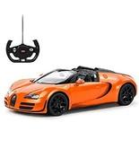 Radio Remote Control 1/14 Bugatti Veyron 16.4 Grand Sport Vitesse Licens... - $24.14