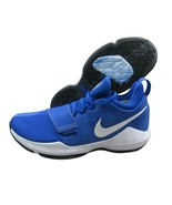 Nike PG 1 Paul George Basketball Shoes Game Royal Blue White 878627 400 ... - $74.95