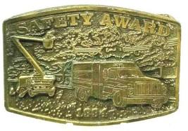 1994 Safety Award Belt Buckle (D5) - $14.50