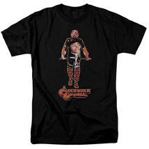 A clockwork orange alex t shirt retro 1970 s cult movie poster black wbm578 thumb200