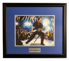 Bruce Springsteen Autographed Signed 11X14 Framed Photo w/COA The E Street Band - $549.99