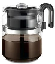 Stovetop Percolator Coffee Pot, Glass, 8 cup (40 oz) … - $17.58