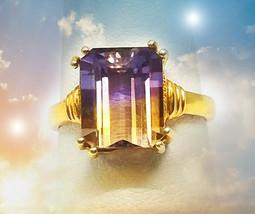 HAUNTED RING ROYAL KEY MAGNET UNLOCK ALL NO DEALS  HIGH MAGICK 925 7 SCHOLARS - $707.77