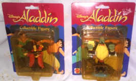 SALE!! Disney's Aladdin Jafar & Genie Figure - $16.99