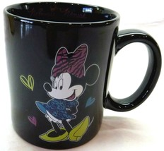 Disney-Minnie Mouse Coffee Mug, Double-Sided Graphics! - $10.88
