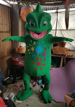 Gekko Mascot Costume Adult Lizard Costume For Sale - $299.00