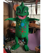 Gekko Mascot Costume Adult Lizard Costume For Sale - $299.00