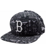 Boston Red Sox New Era 9FIFTY Geo MLB Baseball Team Logo Snapback Cap Hat - $22.75