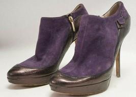 Christian Dior Pumps Heels Shoes - Purple Suede 38.5 - $99.00
