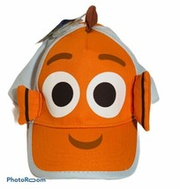 Disney Pixar Finding Dory Nemo Toddler Baseball Cap with Fins and Tail NWT - $15.99