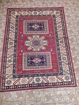 Discounted Rugs Handmade Area Rug 6x7 Super Kazak Kitchenette Carpet - $669.17