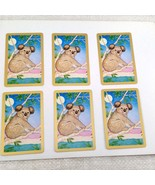 6 Koala Bear Playing Cards by Congress for Crafting, Re-purpose, Up-cycl... - $2.25