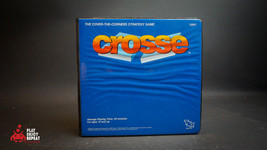 Crosse 1988 TSR Vintage board game Good Condition FAST - £8.38 GBP