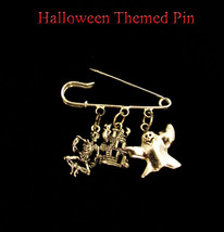 Halloween Themed Pin / Brooch - $4.99