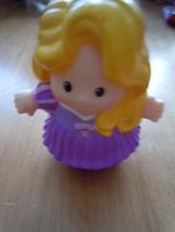Fisher Price Little People Yellow Hair Girl 2012 - $1.99