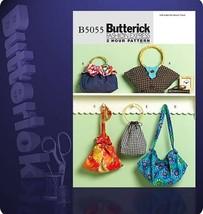 Butterick Fashion Express 2 Hour Pattern B5055 Handbags Size: OSZ - $8.40