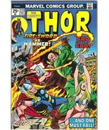 The Mighty Thor Comic Book #223 Marvel Comics 1974 FINE- - $7.84