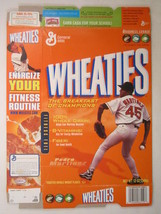 Empty Wheaties Box 2004 12oz Pedro Martinez [Z202e6] - $3.99