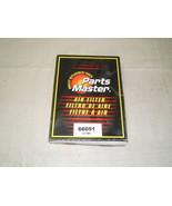 Parts Master Air Filter 66051 - $3.16