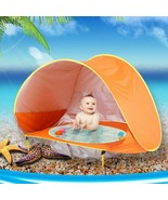 Baby Beach Tent Portable Waterproof Build Sun Awning UV-protecting Tents... - $32.80+