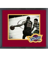 LeBron James Game 4 of the 2018 NBA Eastern Conference Finals Framed Photo - $42.95