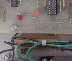 GOODMAN 040-091-B MODULE CB03-A W/ 020-008 BOARD & F-271U TRANSFORMER image 6