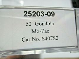 Trainworx Stock # 25203-08 to -12 Mo-Pac Buzz Saw 52' Gondola N-Scale image 6