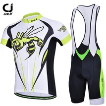 CHEJI Breathable Riding Cycling Jerseys Quick-Dry Sport Roupa MTB Road Cycling J - $74.70