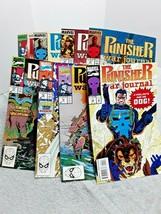 Marvel Punisher War Journal Comic Book Lot - $13.97